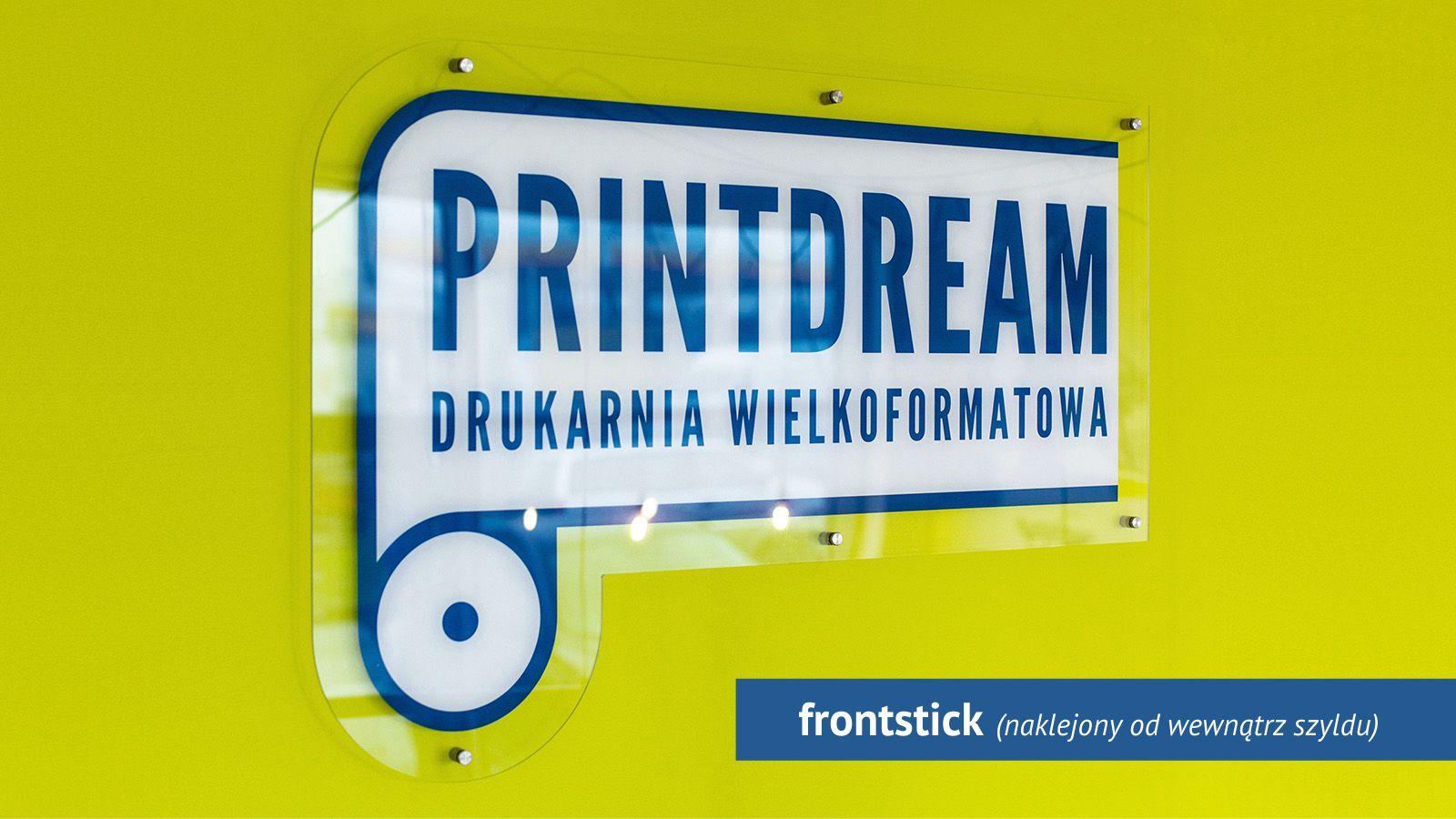Printdream Folia Frontstick