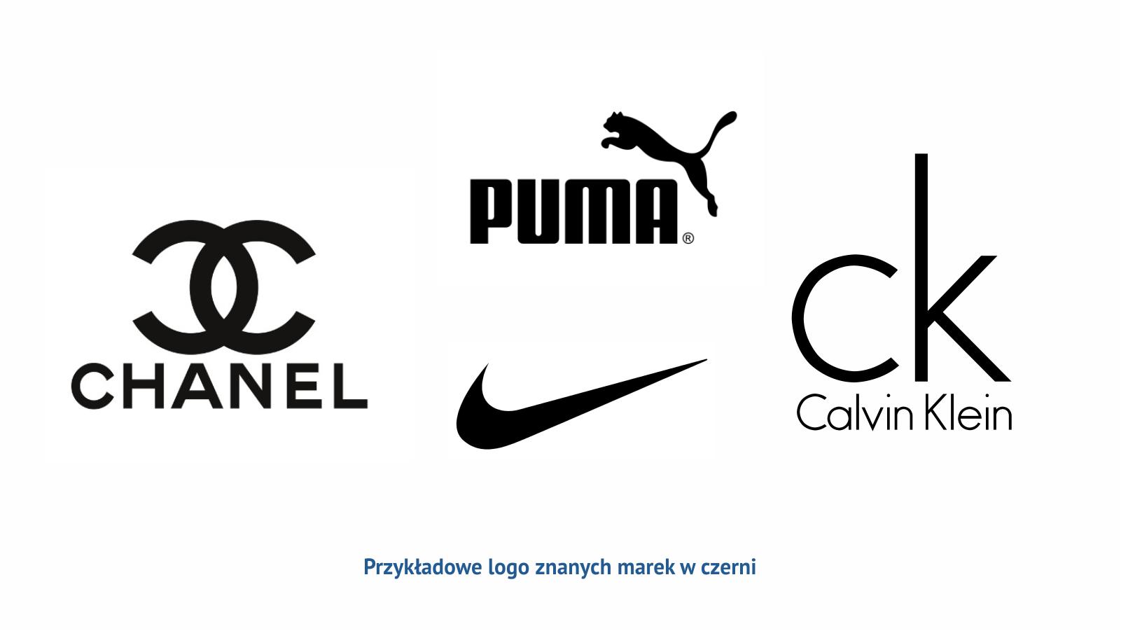 Czarny Przyklady Logo