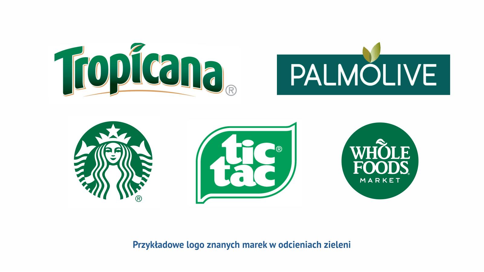 Zielony Przyklady Logo