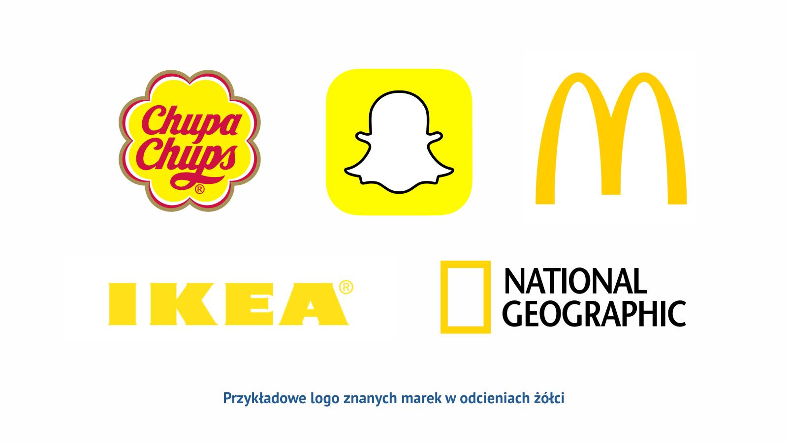 Zolty Przyklady Logo