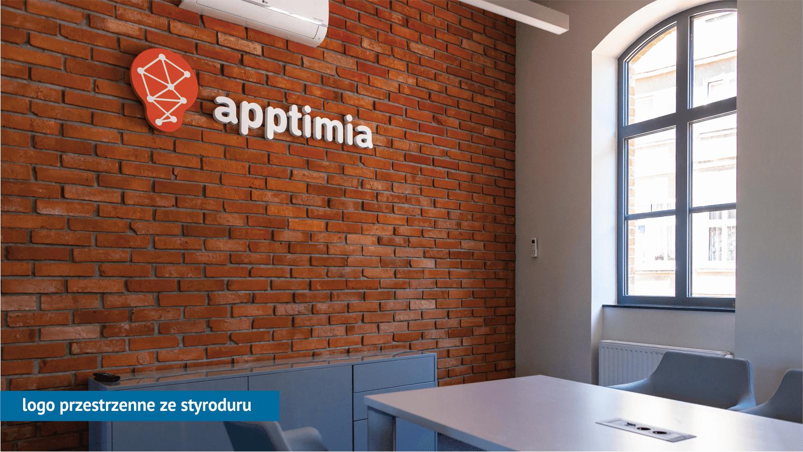 Apptimia Logo Styrodur