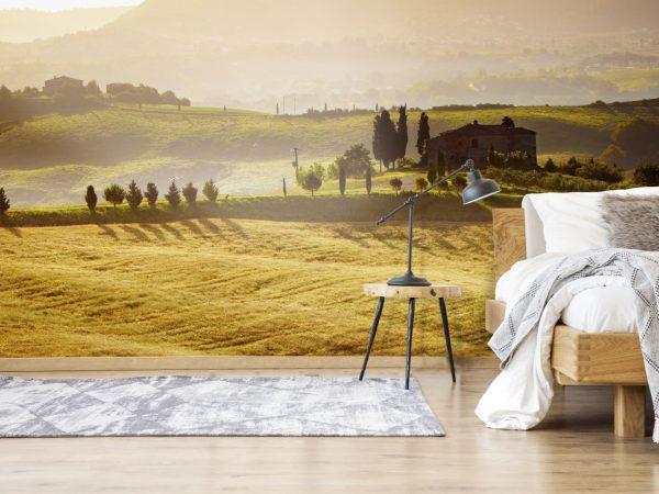 Pejzaż Toskanii