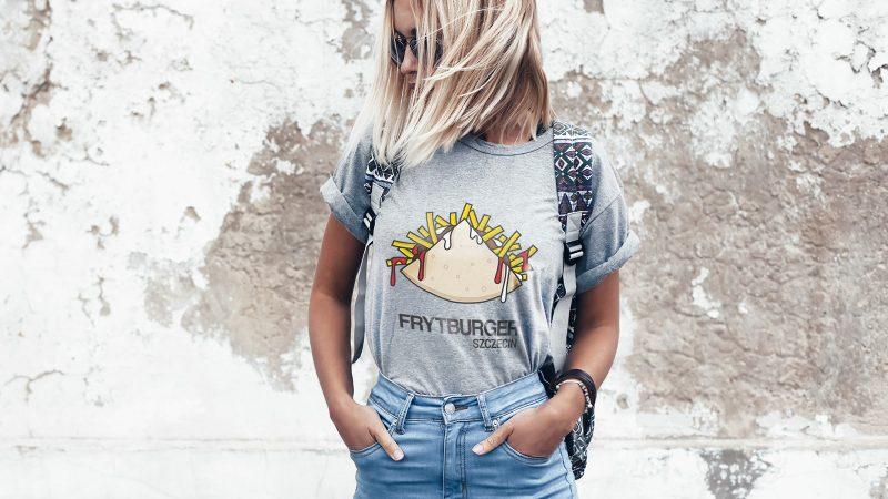 Tshirt Frytburger Min